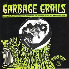 The X-Men - Peel Session 1984 - (Psycho Garage Trash/Garage Punk/Trash Wax/Ltd)