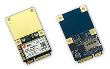REYAX RYH2018 3G WCDMA Global 5 band & GPS SIM Full Half-size mini PCIe Card