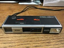 Vintage Minolta Autopak 460T * 110 Film * 43mm f4.7/23mm f3.5 Dual Lens * 1979