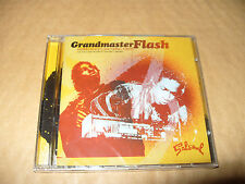 Grandmaster Flash Mixing Bullets and Firing Joints cd 2003) 20 Tracks New& Seal