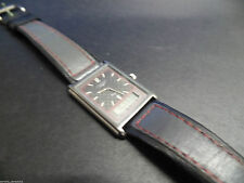 Longines Quartz (Battery) Genuine Leather Strap Wristwatches