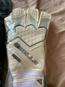 Sells BRAND NEW WITH TAGS Elite Total Contact GK goalkeeping gloves, size 10.5