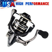 Spinning Fishing Reel 8KG Max Drag Carrete de pesca 5.2:1 Metal  Fishing Reel