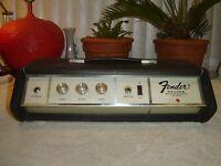 Fender FR 1000, Spring Reverb, Solid State,Vintage Unit
