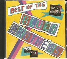THE BLUES BROTHERS - The Best of - CD - Early Made In Germany - Graded Good