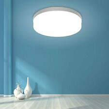 Led Surface Mount Fixture Ceiling Light Bedroom Kitchen Round Panel Lights