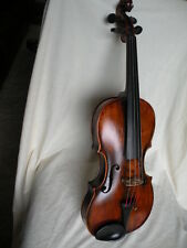 Vintage Late 1800's German Violin Labeled Mathias, Thier, Viennae 1765