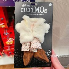 nuimos plush costume coat dress set outfit Shanghai Disneyland Disney store