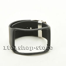 Original Oem Samsung Galaxy Gear S R750 Watch Strap Bracelet Band String Black