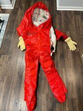 ONEsuit Flash Level A Hazmat Suit RED