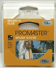 72mm Skylight A1 filter Promaster - 4378—,UPC 029144047382 FREE SHIPPING!!!