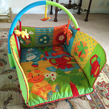 Mothercare Mat with Gym/Arch Baby Playmats