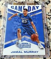 JAMAL MURRAY 2016 Contenders #1 Draft Pick Rookie Card RC Denver Nuggets HOT $$$