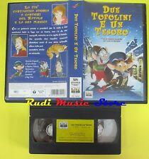 film VHS DUE TOPOLINI E UN TESORO 1998 COLUMBIA CC72212 50 minuti (F51**) no dvd