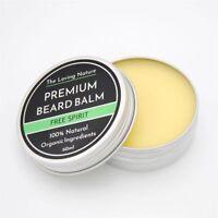 Premium Beard Balm 100% Natural Organic Ingredients | 9 Scents - 3 Sizes | UK