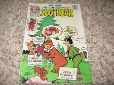 Yogi Bear #25 (Charlton, 1975) – Boo Boo, Cindy, Ranger Smith – VG/FN