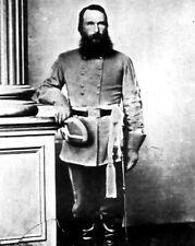 New 8x10 Civil War Photo: CSA Rebel Confederate General James Longstreet