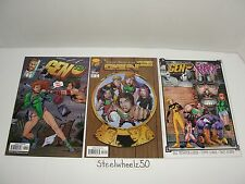 Gen 13 3 Comic Lot Image 1998 #32 Maxx #1 Bootleg #14 Fairchild Grunge Burnout