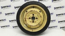 TOYOTA YARIS AYGO PEUGEOT 107 SPACE SAVER SPARE WHEEL