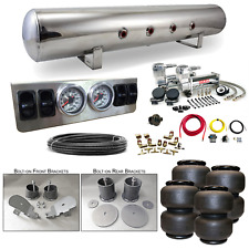 65 70 Impala Airbag Kit Stage 1 14 Manual Control Air Ride System Dual 444c