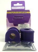 PFR69-305-17 Powerflex Rear Anti Roll Bar To Chassis Bushes 17mm (2 in Box)