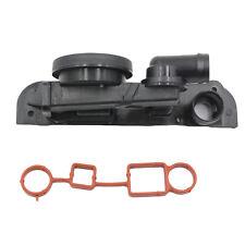 PCV Oil Separator Pressure Control Valve Fits Audi A4 VW Jetta Passat w/ Gasket