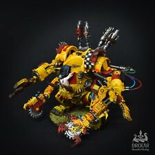 Deff Dread Ork warhammer 40K ** COMMISSION ** painting