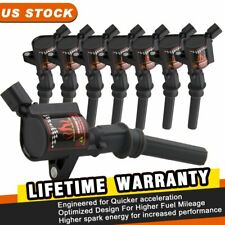 8 Ignition Coils Packs for Ford F150 Crown Victoria Dg508 Fd503 4.6 5.4L 2001 Us