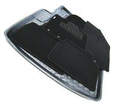 Esteras de goma para Honda Civic híbrido para trasera escalonada a partir de goma 2006-auto tapices esteras