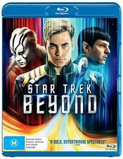 Star Trek 3 : BEYOND : NEW Blu-Ray