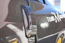 Carbon Fiber Exterior Door Handle covers for Nissan 350Z Z33 EVO-R