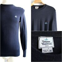 Vivienne Westwood Lana Wool Sweater Jumper Italy Size M ( S ) Mens