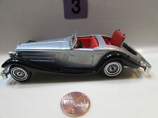 MATCHBOX  MODELS OF YESTERYEAR Y- 20 MERCEDES BENZ 540 K 1937 - LOOSE