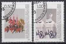 Kosovo MiNr. 16/17 O Weihnachten und Neujahr