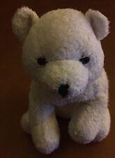 """Russ Tiny Polar Bear Named Bolo 5"""""""