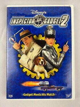 Inspector Gadget 2 DVD 2003