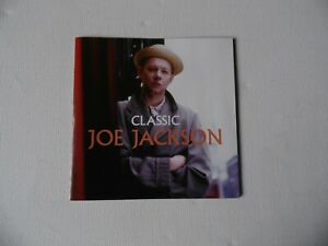 Joe Jackson - Classic Joe Jackson - CD - 18 Tracks (5).