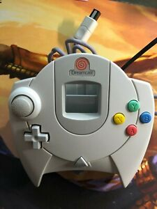 Official Authentic Sega Dreamcast Controller Tested Working HKT-7700 OEM Tested!