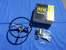 NEW 1967 Chevelle Nova SS Deluxe Steering Wheel Kit OER 9745764 GM Licensed