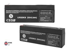 12V 2.3Ah LEAD-ACID BATTERY CE  HQ 175x62x36mm CSSB High Quality
