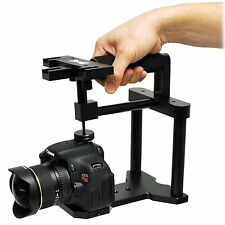 Opteka X-GRIP EX PRO Video Action Stabilizing Handle for Digital SLR Cameras