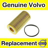 Genuine Volvo S60 (11-) S80, V70 (09-) (D3/D4/D5 Diesel) Oil Filter
