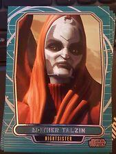 Star Wars 2013 Galactic Files 2 #586 Mother Talzin Nightsister Mint