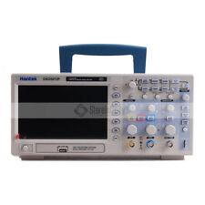 HANTEK DSO5072P DIGITAL STORAGE OSCILLOSCOPE 70MHZ 2CHANNELS 1GSAS 7INCH TFT LCD