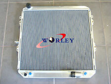 2 ROW 50MM Aluminum Radiator for TOYOTA SURF HILUX 2.4/2.0 LN130 AT/MT