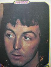 PAUL MCCARTNEY - 1970'S MAGAZINE CUTTING (FULL PAGE PHOTO) (REF B7C)