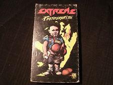 Extreme - Photograffitti - 1991 VHS Tape/ VG+/ Hard Rock Metal