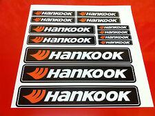Hankook Tire Tyres Drift Stickers Job Lot Bumper Door Sticker Decal Stickers
