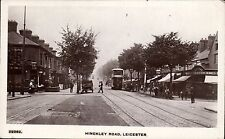 Leicester. Hinckley Road # 22252 in Albion Series. Tram.