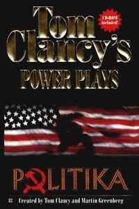 Tom Clancy's Power Plays: Politika by Jerome Preisler (1997, Paperback)